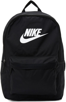 Nike Black Heritage 2.0 Backpack