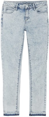 Articles of Society Carly Release Hem Cropped Jeans