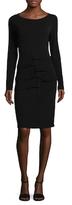 Nicole Miller Knit Sheath Dress