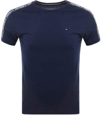 Tommy Hilfiger Loungewear Round Neck T Shirt Navy