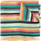 Paul Smith glittery striped scarf