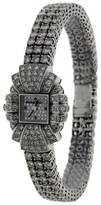 Audemars Piguet Classique 18K White Gold & Diamond 23mm Watch