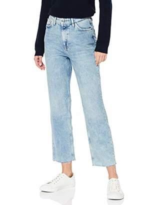 S'Oliver Women's .909.72.3460 Straight Jeans,UK