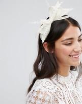 Elégance Boardmans Bow Detail Fascinator Headband