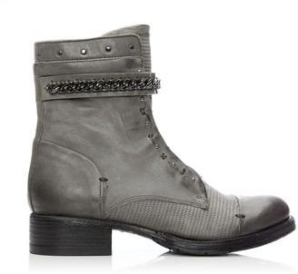 Moda In Pelle Bliss Grey Leather