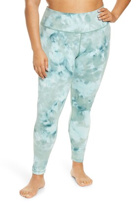 Zella Live In Spray Dye High Waist Leggings