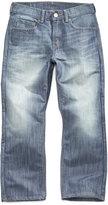 Levi's Boys' Husky 514 Straight Fit Jeans