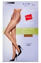 Hanes Premium Hanes® Premium Women's Silky Sheer Control Top Pantyhose