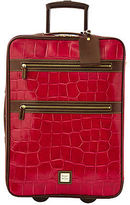Dooney & Bourke Croco Rolling Suitcase