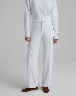 Club Monaco Fluid Crepe Trouser