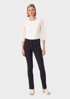 Hobbs Petite Amanda Skinny Jeans With Cotton