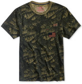 American Rag Men's Palm Leaf Print T-Shirt, Created for Macy's