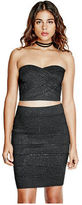 G by Guess GByGUESS Women's Joelle Bandage Bustier