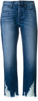 3x1 Higher Ground boyfriend jeans - women - Cotton - 25