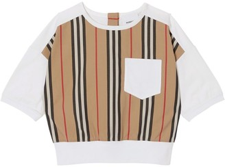 Burberry Kids Icon Stripe T-Shirt (3-12 Years)