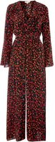 Band of Gypsies Ditsy Floral Jumpsuit