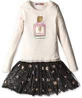 Desigual Girl's Vest_Maputo Dress - - 164 (Manufacturer size: 13/14 years)