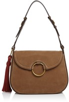 Tory Burch Large Tassel Shoulder Bag