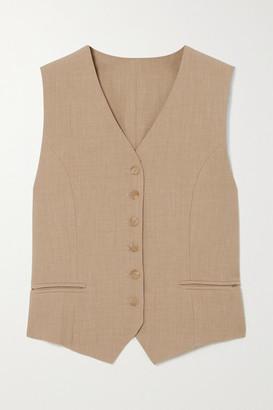 Frankie Shop Twill Vest