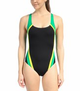Speedo Quark Splice Pulse Back Swimsuit 42304