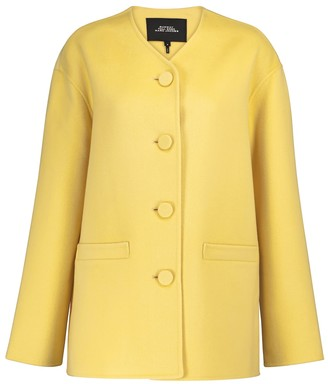 Marc Jacobs Wool, cashmere and silk jacket