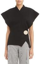 Jacquemus Women's Le Cardigan Wrap Sweater