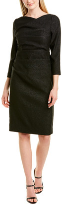 Teri Jon By Rickie Freeman Sheath Dress