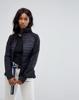 The North Face Thermoball Active Jacket In Black