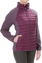 Columbia Flash Forward Hybrid Down Jacket - 650 Fill Power (For Women)