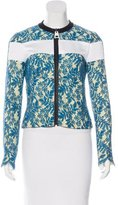 Louis Vuitton Resort 2015 Lace Jacket
