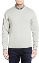 Cutter & Buck Men's 'Bosque' Wool & Cashmere Crewneck Sweater