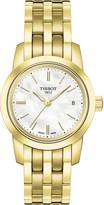 Tissot T0332103311100 Classic Dream gold watch