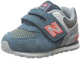 New Balance KG574I Outside Pack Classic Running Shoe (Infant)