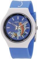 Ed Hardy Men's NE-BL Neo Dial Watch