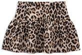Kate Spade Girls' Leopard-Print Skirt - Little Kid