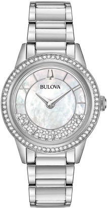 Bulova Women's Stainless Steel Watch
