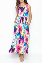 Local Color NYC Color Splash Maxi