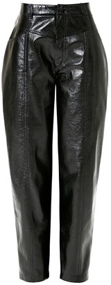 Aggi Madison Rich Black Pants