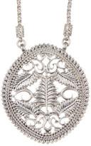 Lucky Brand Openwork Pendant Necklace