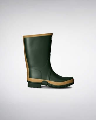 Hunter Men's Gardener Wellington Boots