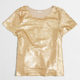 J.Crew Factory Sequin T-shirt