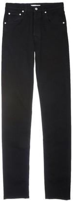 Helmut Lang Masc High-Rise Straight Jeans