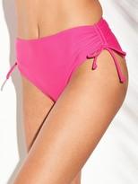 Very Mix & Match Mid Rise Bikini Brief - Hot Pink