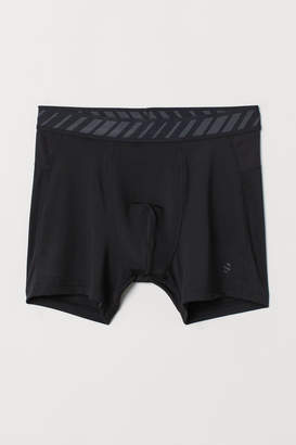 H&M Sports Boxer Shorts - Black