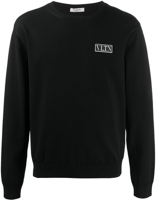 Valentino VLTN patch jumper