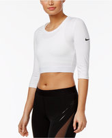 Nike Pro Hypercool Cropped Top