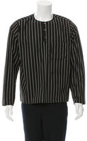 Opening Ceremony Striped Long Sleeve Shirt