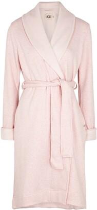 UGG Duffield II Fleece-lined Cotton-jersey Robe