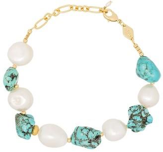 Anni Lu Beach pearl bracelet