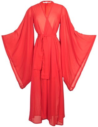 Jennafer Grace Truly Yours Red Kimono